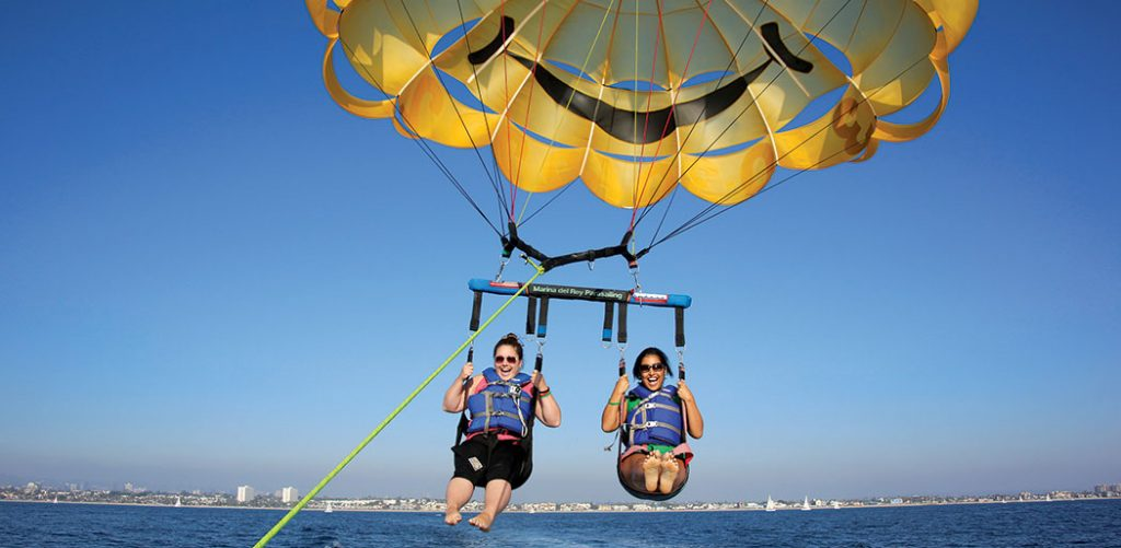 Singer Island From A Whole New Vantage Point Partake In The Ultimate Adventure And Make Reservation To Go Parasailing At Watersports Today